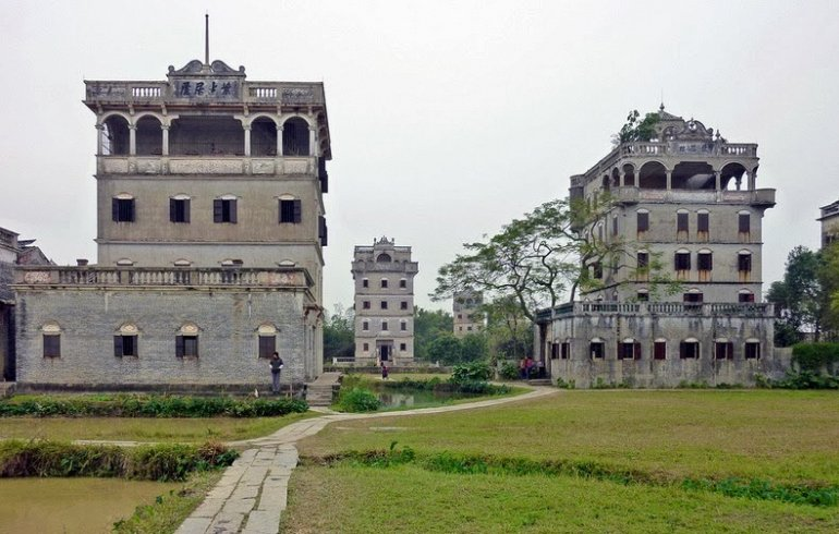 Diaolou02 Мой дом моя крепость