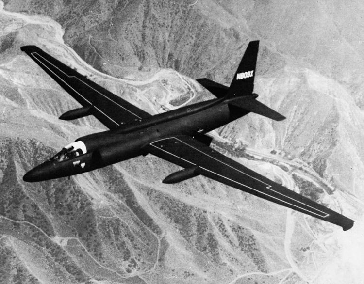 Как мы разобрали самолет-шпион Пауэрса У-2 «Локхид»