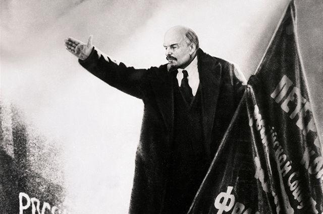 Ленин никогда не был ничьим шпионом