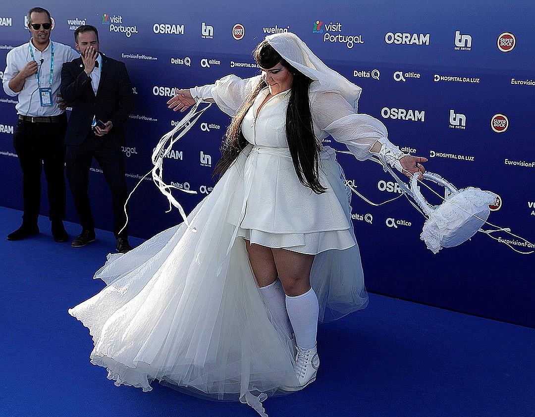 Победительница «Евровидения» Нетта Барзилай тоже не профи