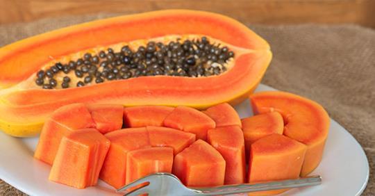 5 причин, по которым вы должны есть папайю каждый день