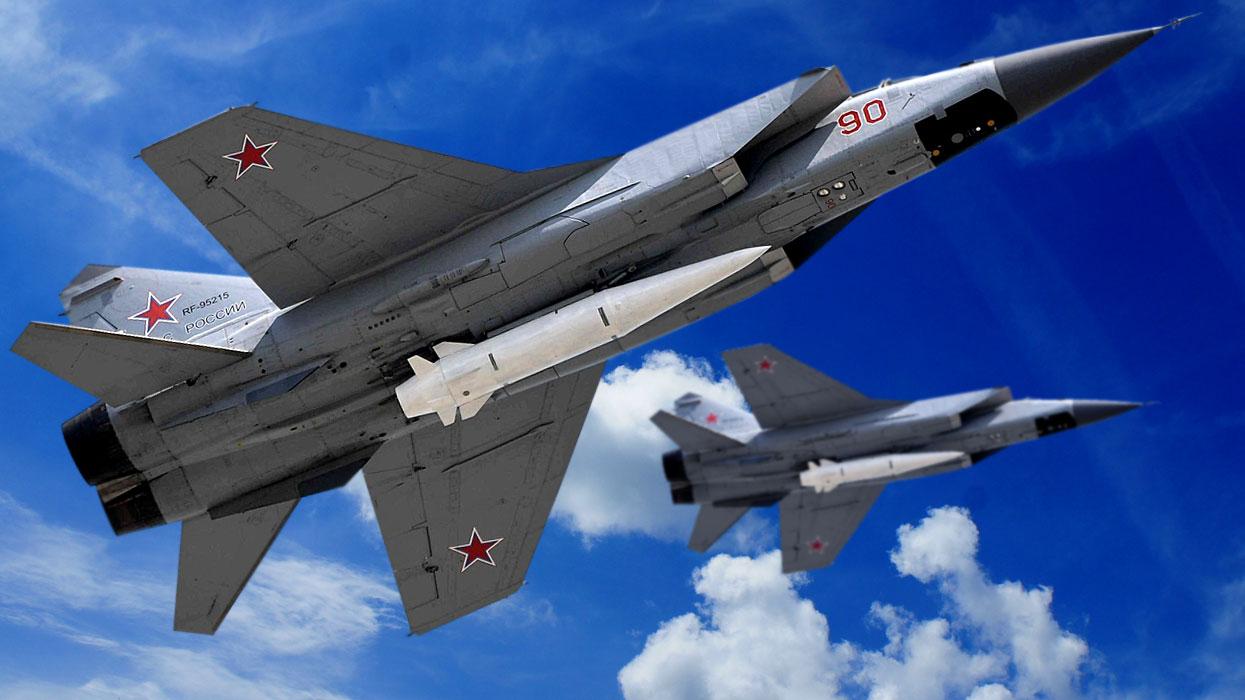 Не пугайте русских бомбой. У них есть «Кинжал»