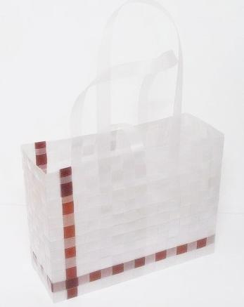 Плетение из пластиковых бутылок