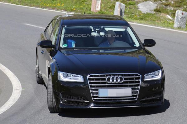 Автопилот Audi будет водить лучше, чем человек
