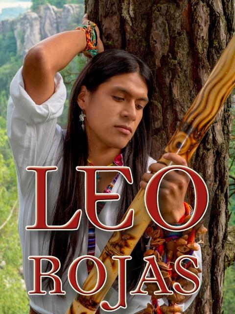 Лео Рехас и его чудесные мелодии на пан-флейте