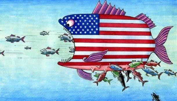 США пытаются силой открыть российский рынок для своей продукции