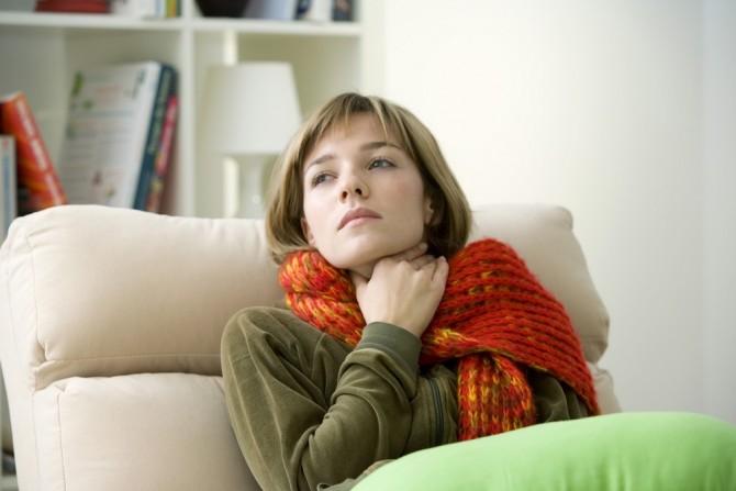 Лечебные и безопасные компрессы при ангине