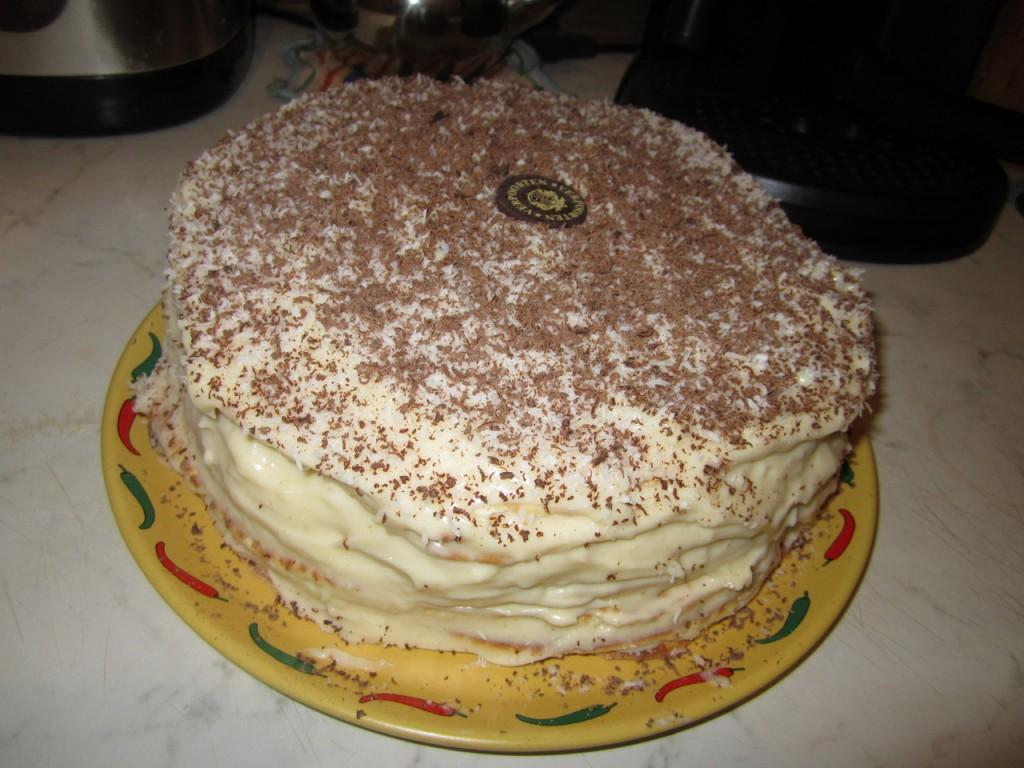 Рецепт торт украина по госту