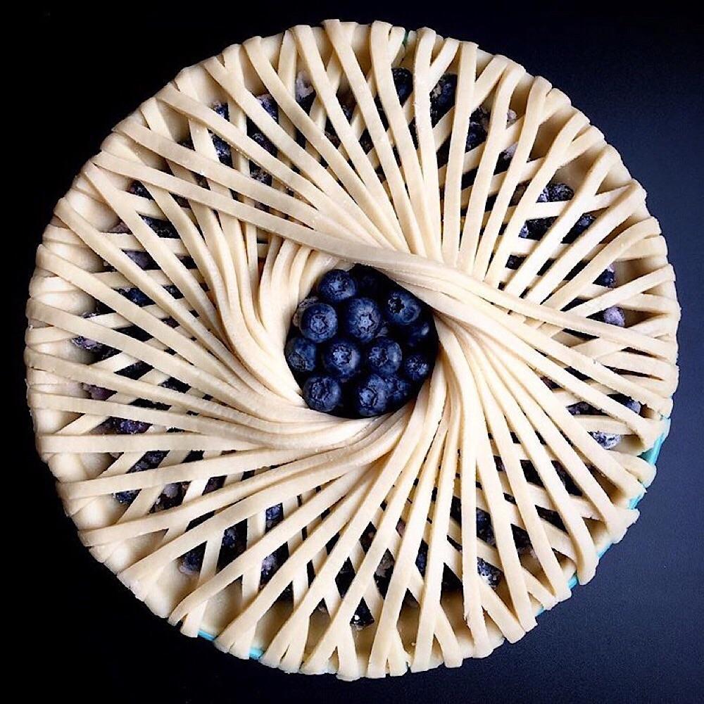 Взрыв фантазии! Украшение пирогов и красивая выпечка
