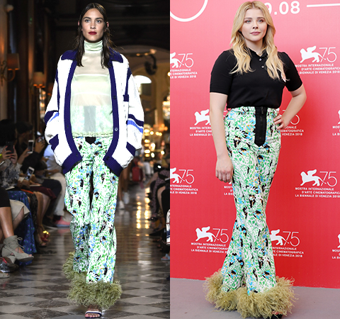 Модная битва: Алекса Чанг пр…