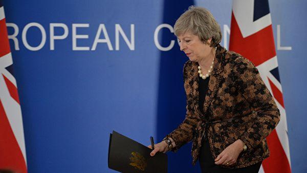 Армию Великобритании поблагодарили за защиту от российского вторжения