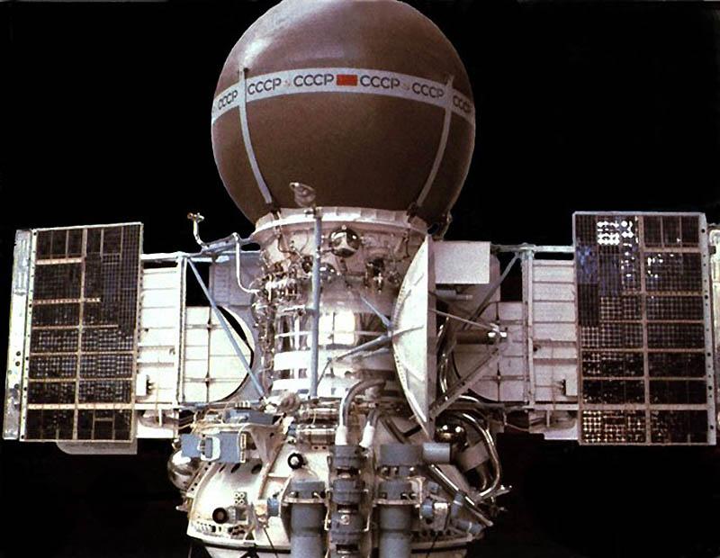 1356 Советская и российская космические программы