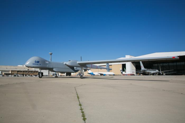 Возобновлено соглашение об аренде ВВС Германии израильских БЛА Heron TP