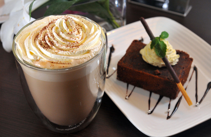 5 восхитительных десертов с кофе
