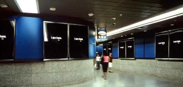 I AM HERE, Churches Of The Love Singapore Movement, Ogilvy & Mather, Singapore, Печатная реклама