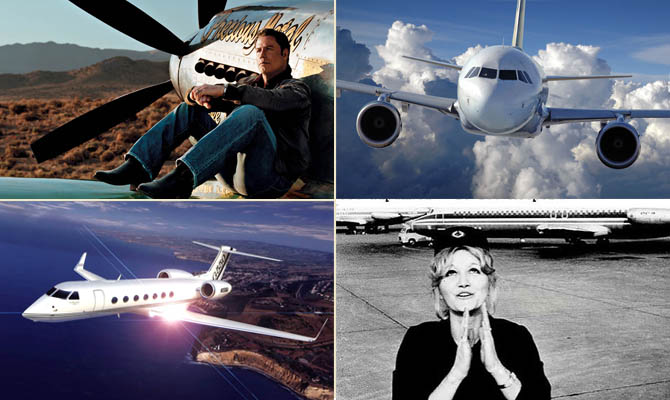 Интересные факты о самолетах + Видео