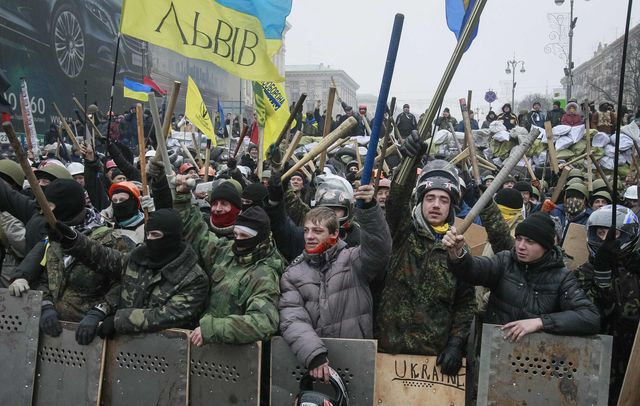 О неудержимых украинских патриотах и трагедии маленького человека