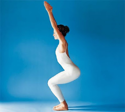 «Всадник» — это упражнение просто суперсжигатель жира