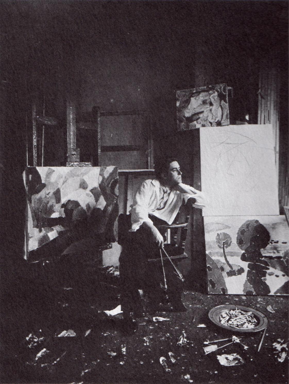 День одного художника. Франсис Пикабиа