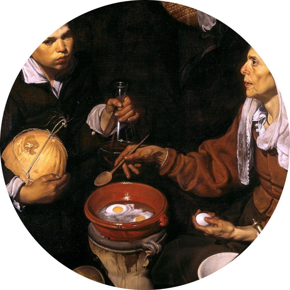 Какой была на вкус еда семнадцатого века?