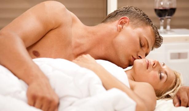 Удивить мужа в постели видео