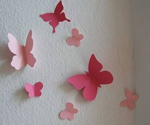 Что можно сделать украшение для комнаты своими руками