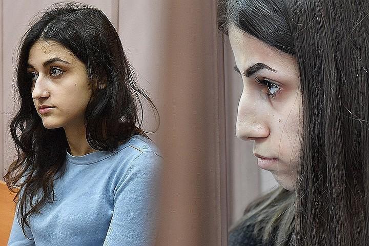 Суд продлил арест сестрам Хачатурян