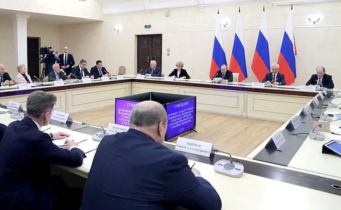 Новости прошедшей недели: Президент России, Кремль