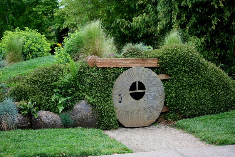 Интересные идеи для садового участка своими руками
