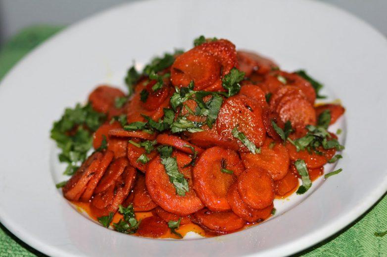 Пряная морковь