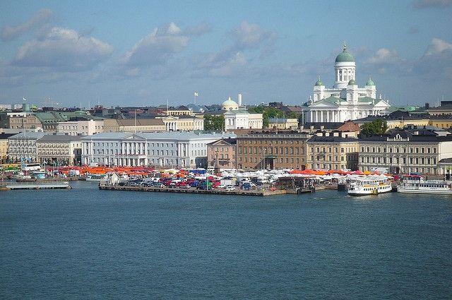 Россиянина задержали в Финляндии по делу об отмывании денег