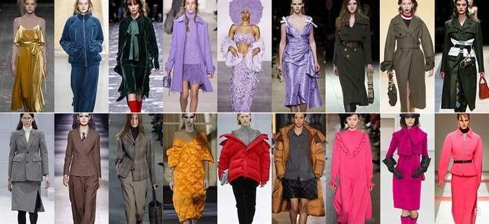 Модные цвета осени 2019 года: пересматриваем гардероб, чтобы быть в тренде