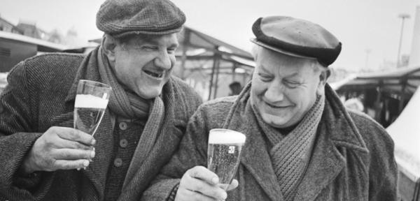 Как спиртное влияет на тело и мозг