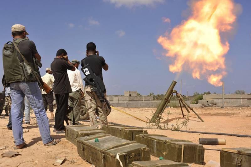 С Сирией почти закончили. Идём в Ливию?