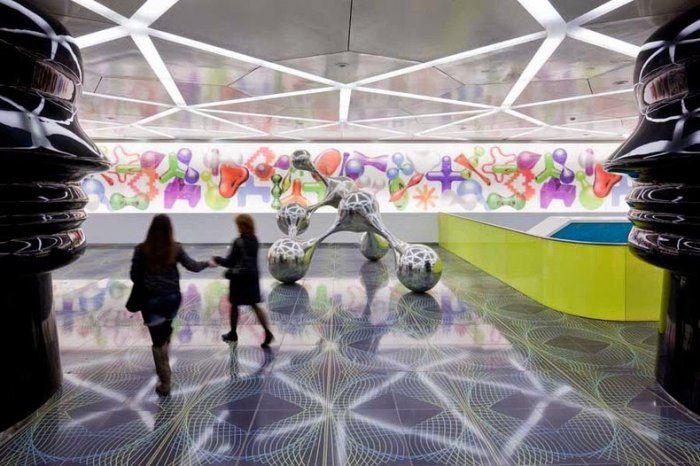 Неаполитанский метрополитен – художественная галерея метро, неаполь