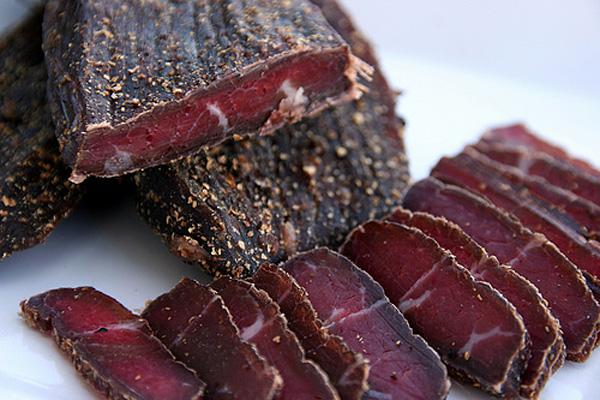 Билтонг- вяленое мясо по-африкански