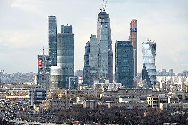 В топ-20 самых дорогих небоскребов мира попала Москва