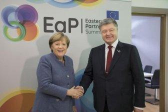 Кедми о встрече Порошенко и Меркель: Фрау Меркель поступила по-немецки тупо