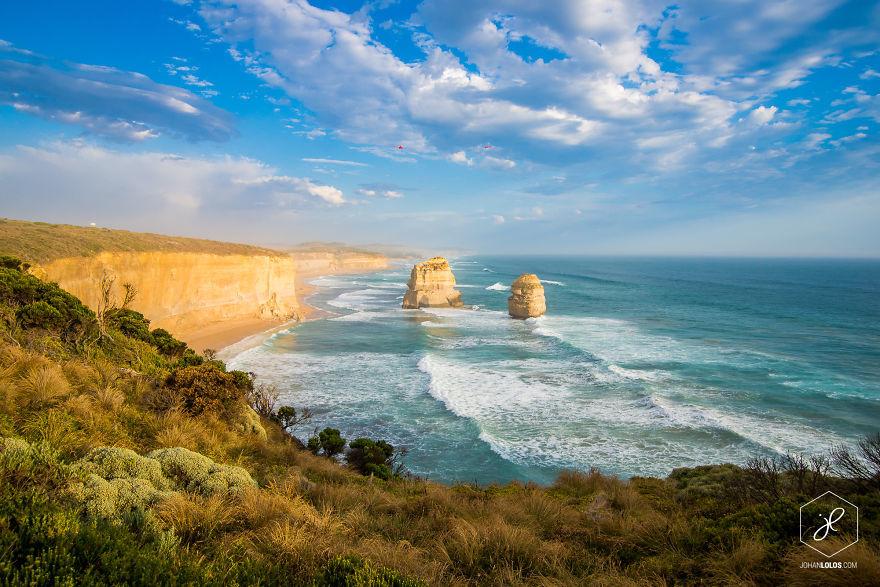 JohanLolos02 Захватывающие фотографии путешественника, проехавшего более 40 000 км по Австралии