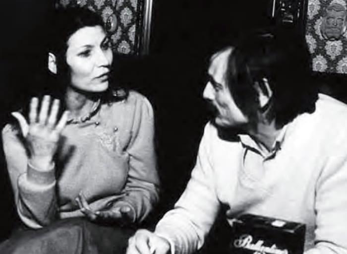 Джуна и Андрей Тарковский | Фото: 24smi.org