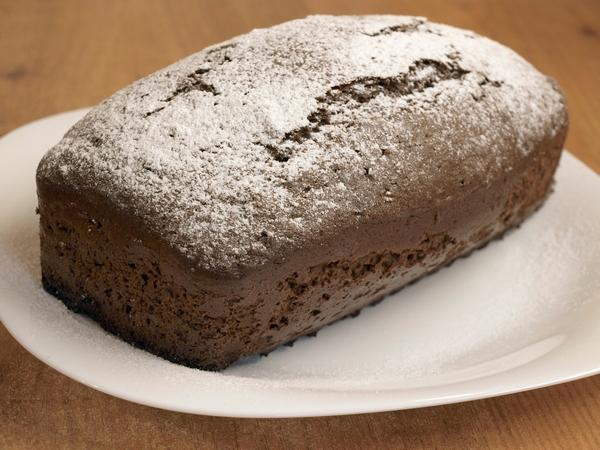 Шоколадный кекс - видео рецепт