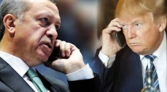 Трамп и Эрдоган сошлись во мнении по Сирии