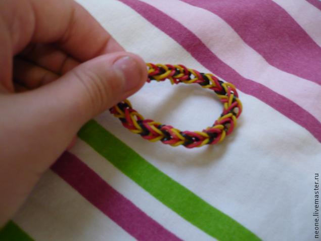 Сделай сам своими руками браслеты из резинок