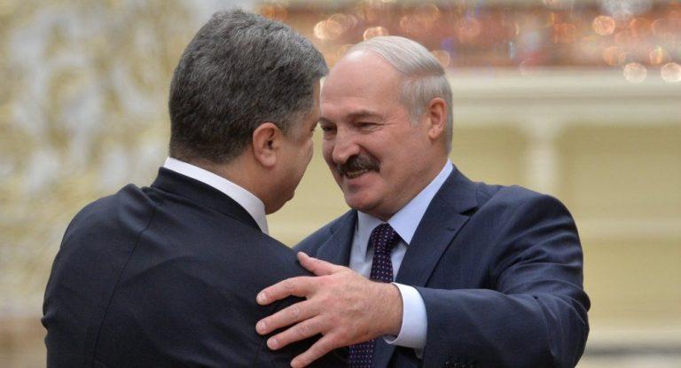 Вот это поворот: Порошенко готовится бежать к Лукашенко