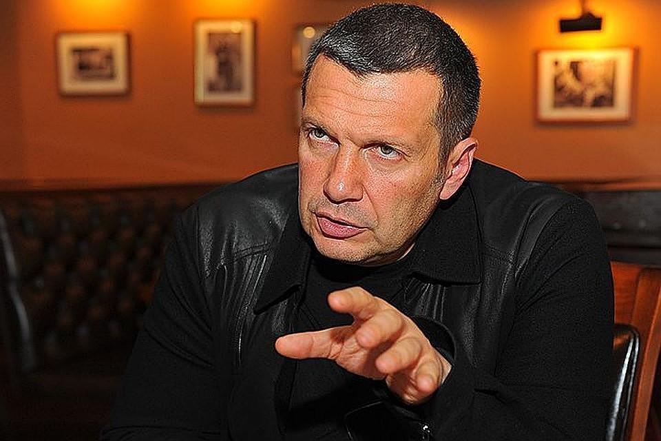 Уставший отдыхать Соловьев поругался с подписчиками