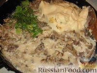 Фото приготовления рецепта: Украинская лазанья - шаг №6