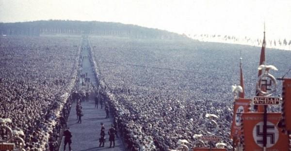 """Вся """"Просвещённая Европа"""" под каблуком у Гитлера - против России во Второй Мировой войне. Только факты."""