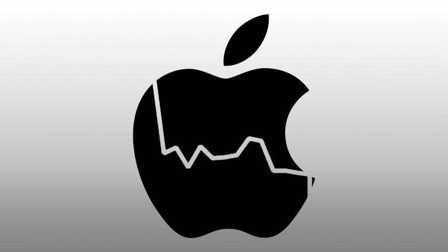Пора валить из этой страны, тут дохнет даже Apple!
