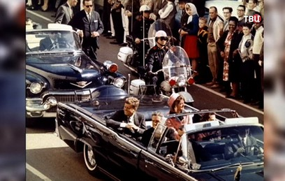 В США обнародовали около 3 тысяч документов об убийстве Кеннеди