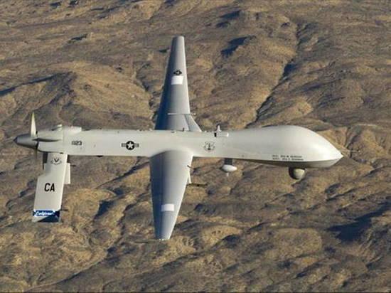 NBC: Россия начала глушить радиосигналы беспилотников США в Сирии